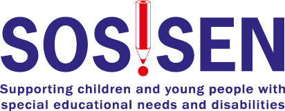 SOS!SEN The Independent Helpline for Special Educational Needs
